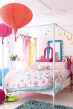 Accessorize Scatter Butterflies Duvet Set