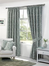 Lynwood Duck Egg Ready made Curtains