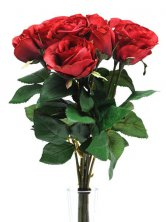 Medium Rose Bundle Artificial Flowers