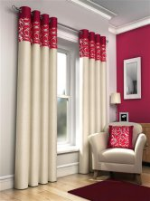 Skye Ready Made Eyelet Curtains