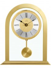 Acctim Colney Gold Mantel Clock