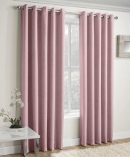 Blockout Readymade Vogue Eyelet Curtains