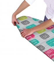 Printed Ironing Board Cover
