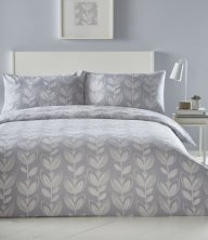 Escada Grey Duvet Set