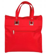 Traditional Zipped Shopping Bag