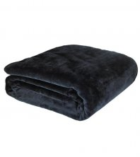 Catherine Lansfield Raschel Plain Throw