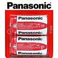 Panasonic D cell battery