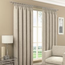 Orion Natural Blackout Ready made Curtain