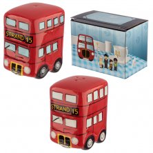 Novelty Routemaster Bus Salt & Pepper Set
