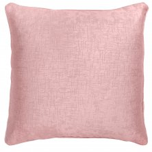 Vogue Blush Pink Cushion Cover
