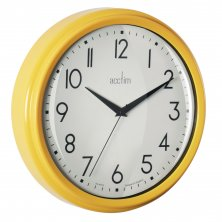 Acctim Elodie Quartz Wall Clock