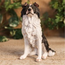 Best of Breed - Border Collie Figurine