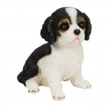 Best of Breed Collection - King Charles Spaniel Puppy Figurine
