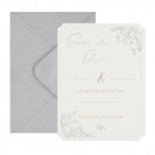 Amore Save the Date Cards