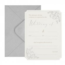 Amore Wedding Day Invitation Cards