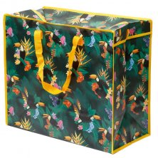 Toucan Party Fun Laundry & Storage Bag