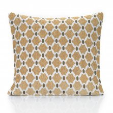 "Gold Berkeley 18"" Cushion Cover"