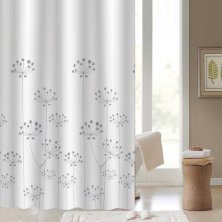 Blue Canyon Blossom Peva Shower Curtain