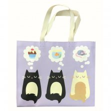 Feline Fine Cat Shopping Bag