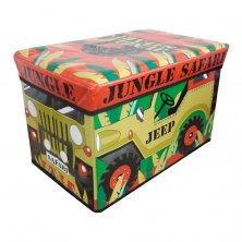 Novelty Storage Chest  48 x 30 - Jeep