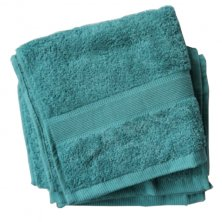 Egyptian Cotton Teal Towels