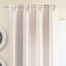Orlando Natural Voile Panel
