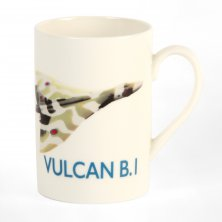 Imperial War Museum RAF Vulcan Mug with Tin