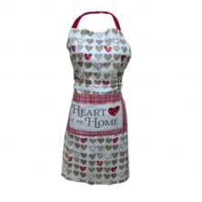 Made with Love Cotton Apron