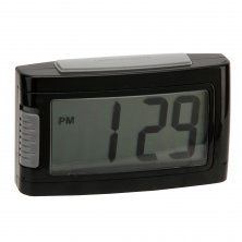 Widdop Large Display LCD Alarm Clock