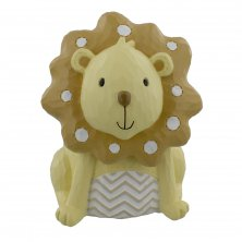 Noah's Ark Lion Money Box