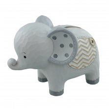 Noah's Ark Elephant Money Box
