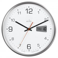 Acctim Kalendar Quartz Wall Clock