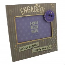 Boom Shaka Laka Photo Frame - Engagement