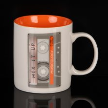 Musicology Mug Dunk it in Cassette