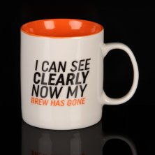 Musicology Mug I can See Clearly