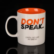 Harvey Makin Musicology Mug Don't Speak