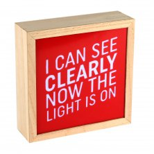 Musicology Lightbox - I Can See Clearly Now