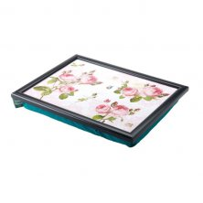 Postcard Rose Lap Tray