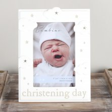 "Bambino Photo Frame 4""x 6"" - Christening Day"