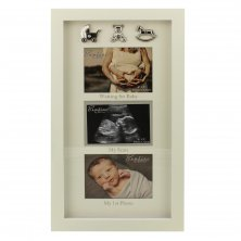 Bambino Timeline Baby Photo Frame