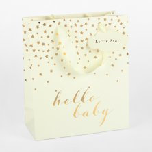 Bambino Hello Baby Gift Bag Medium
