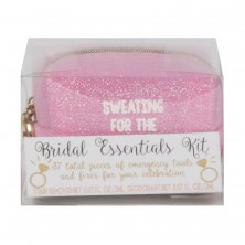 """Always & Forever"" Emergency 37pc Bridal Kit - Sweating For The Wedding"