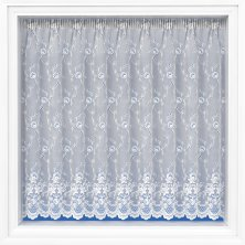 Net Curtains No 12 Ida White