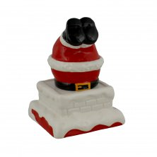 Santa Chimney Salt & Pepper Set