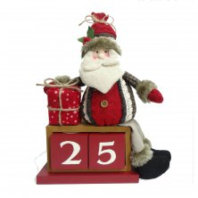 Father Christmas Perpetual Calendar