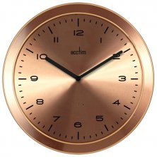Acctim Dalston Quartz Wall Clock