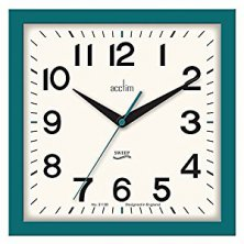 Acctim Rydon Quartz Wall Clock