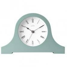 Moss Coloured Acctim Hyde Mantel Clock