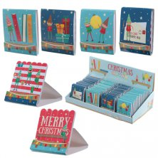 Christmas Elf Matchbook Nail Files