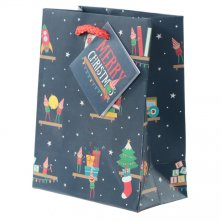 Christmas Elf Gift Bag